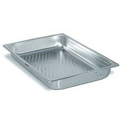 Steam Table Pan - Perforated Full Size 4h