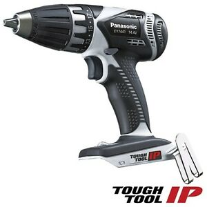 PANASONIC EY7441X 14.4v Lithium-ion Cordless Drill Driver (Body)