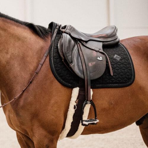 %% Kentucky Horsewear Schabracke Glitter Rope%%