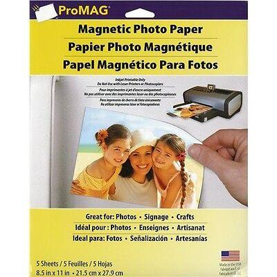 Magnum Magnetics ProMag Magnetic Photo Paper - 151175