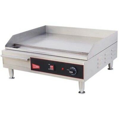 Cecilware Electric Flat Top Griddle El-1624