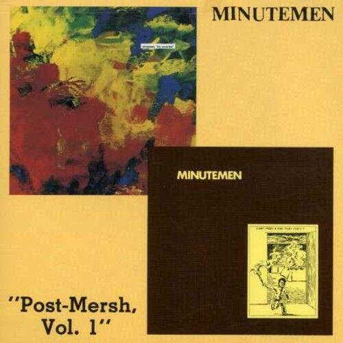 Minutemen - Post Mersh 1 [New CD]