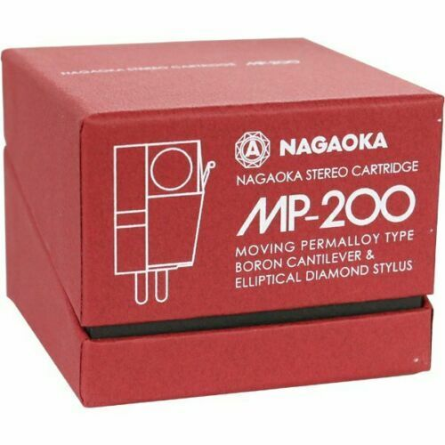 NAGAOKA MP-200 STEREO CARTRIDGE MADE IN JAPAN