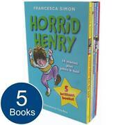 Horrid Henry Books Box Set