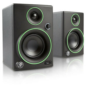 Mackie CR3 Studio Monitors - Active Monitors (pair)