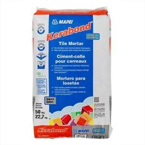 Mapei tile mortar & grout-Kerabond,Ultraflex,Porcelain Bond etc