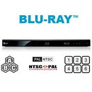 LG BP220 Blu-ray Player