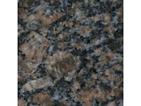 Granite Worktop in Sapphire Brown