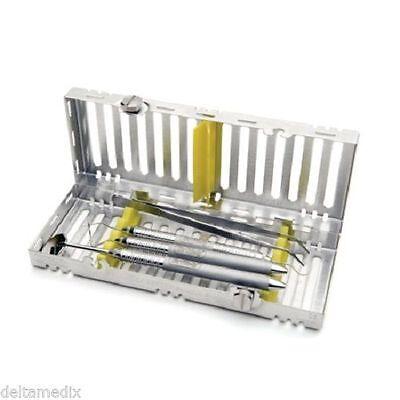 Dental Exam Set Up Kit 5 Instruments Cassette Imexam Hu Friedy