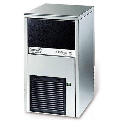 Eurodib Cb249a - Brema Cube Commercial Undercounter Ice Machine 20 Lb.production