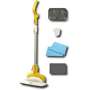 A vendre : HAAN - Steam-Cleaning Floor Sanitizer - White/Yellow
