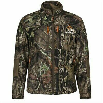 3d808c3961c NEW ScentLok Mens Maverick Hunting Jacket Mossy Oak Country 83519 Size   Large