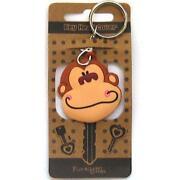 Monkey Keyring