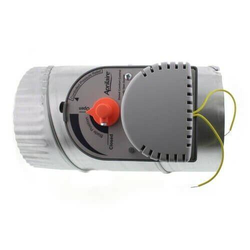 Aprilaire #6606 6 Inch Motorized Damper, Brand New OEM!!!