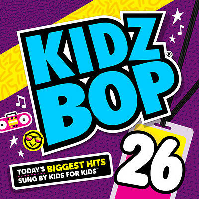 Kidz Bop Kids   Kidz Bop 26  New Cd