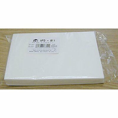 Edible Rectangle Rice And Wafer Paper  8  X 11  White  100 Count  Bakery Crafts