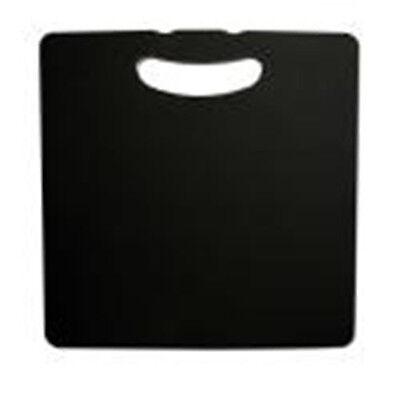 Chalkboard Single Pocket Handle Classroom Board 12 X 12 Black