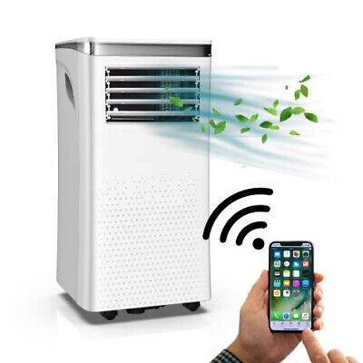 Morris 9000BTU Portable Air Conditioner WIFI App 24 Hour Timer Fan R290...