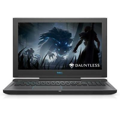 Dell G7 15.6  Gaming Laptop i7-8750H 8GB RAM 256GB SSD GTX 1060 Max-Q 6GB