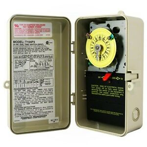 Intermatic Timer 220v Ebay