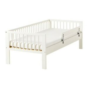 Lit junior IKEA Gulliver transition jumeau twin simple matelas