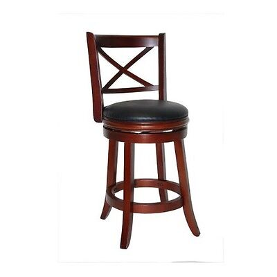 Counter Height Stools With Backs 24 Inch Swivel Seat Barstoo