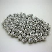100 Shamballa Beads