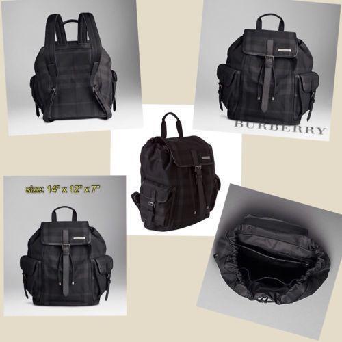 932f6e8c5bd Burberry Backpack