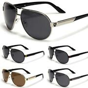 Mens Aviator Sunglasses Polarized