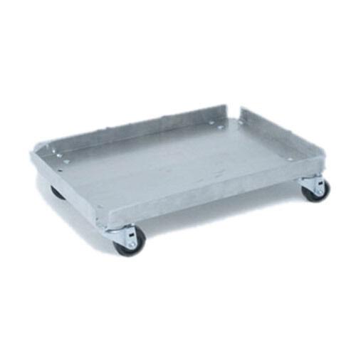 """Flat Chill Tray Dolly W/O Handle 19"""" x 6"""" x 22"""""""
