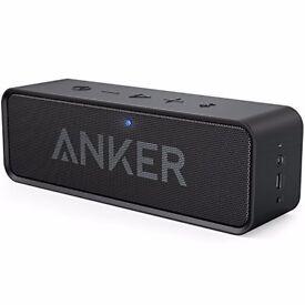 Anker SoundCore Bluetooth Speaker Portable Bluetooth 4.0 Stereo Speaker