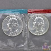 Silver Washington Quarter Set