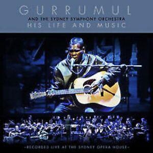 GEOFFREY GURRUMUL YUNUPINGU & SYDNEY SYMPHONY ORCH. HIS LIFE AND MUSIC CD NEW