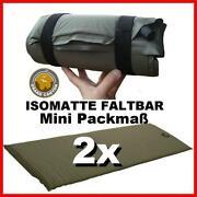 Isomatte Faltbar