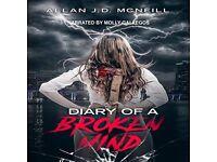 Diary of a Broken Mind (Audible Audiobook) Allan J.D. McNeill