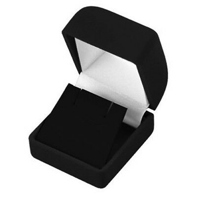 144 Black Velvet Small Earring Jewelry Gift Boxes 1 34w X 1 78d X 1 12h
