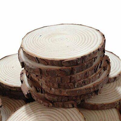 Wood Slices Wholesale (50 Blank Wood Slices Tree Rounds Bulk Sanded Cinnamon Tree Wholesale No)