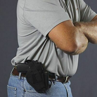 Gun Holster Hip fits AMT Back UP 380 FITS 2 1/2 - 3 INCH BARREL H1 ()