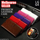 Ultra Slim Leather Mobile Phone Wallet Cases