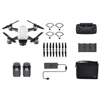 DJI Spark Drone Fly More Combo + Xtra Battries+Warrnty+ MORE!