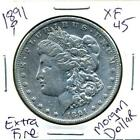 1891 P Morgan Dollar