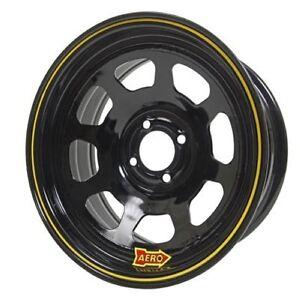 AERO RACE WHEELS 55-174035 - Wheel 15x7 3.5in 4 x 4in / 4 x 100mm