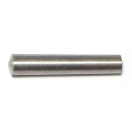 """#2 x 1"""" Zinc Plated Steel Taper Pins TPS-020 (8 pcs.)"""