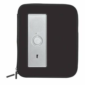 iLuv iSP210BLK Portable Amplified Stereo Speaker Case for iPad,