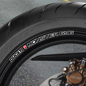 DUCATI-MONSTER-696-WHEEL-RIM-STICKERS-NEW