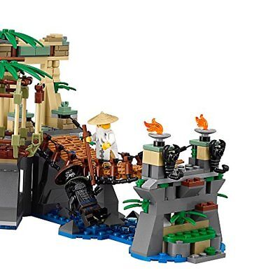 LEGO Ninjago Movie Master Falls 70608 Building Kit 312 Piece Best Toy For