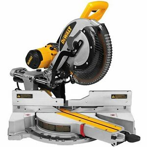 "Brand new dewalt 12"" miter saw"