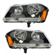 Dodge Avenger Headlights