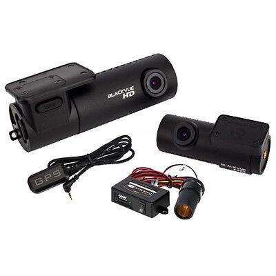 BlackVue DR430 2CH 16GB Blackbox Dashcam + GPS + Power Magic Pro