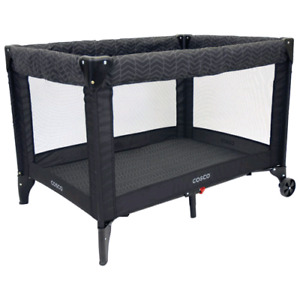 COSCO Funsport Play Yard - Black Used once